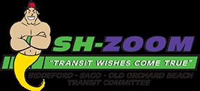 saco, biddeford, old orchard beach, shzoom, sh-zoom, zoom, bus, oob, transit