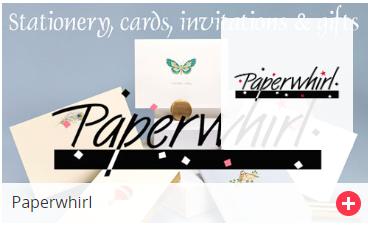 Paperwhirl Los Altos Gift Card