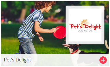 Pet's Delight Los Altos Gift Card