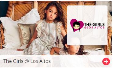 The Girls @ Los Altos Gift Card