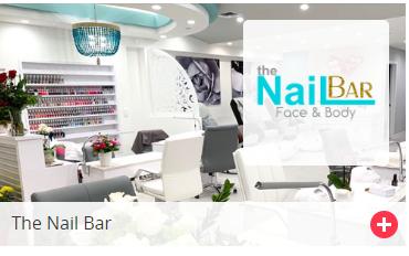The Nail Bar Los Altos Gift Card