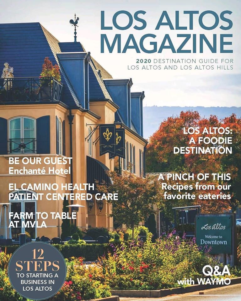Los Altos Magazine Live Links