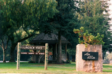 Lincoln Park, Los Altos