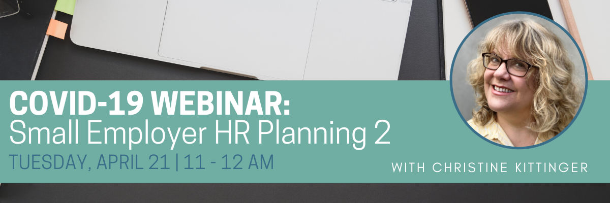 Small Employer HR Planning 2