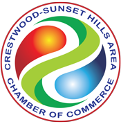 Crestwood-Sunset Hills Area Chamber of Commerce Logo