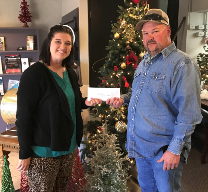 Congratulations Kenny Bullock on being our Shop Local $1000 winner! Kenny shopped at Sears Hometown Store and now he has $1000 more to #shoplocal