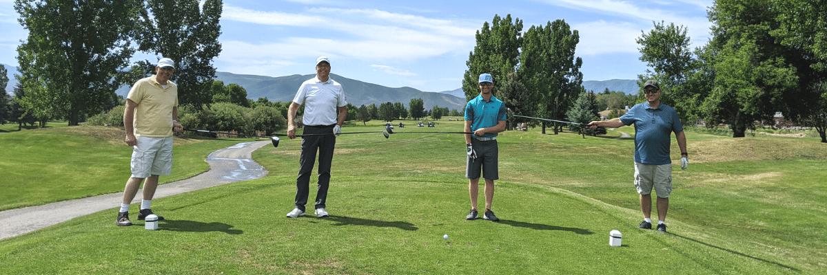 2021 Summer Golf