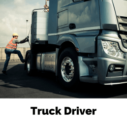 Truck Driver Apprenticeship