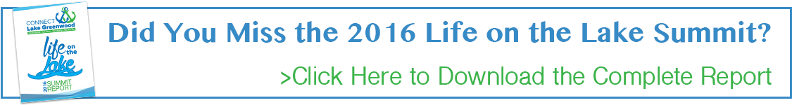 Did You Miss the 2016 Life on the Lake Summit? Click Here to Download the Complete Report