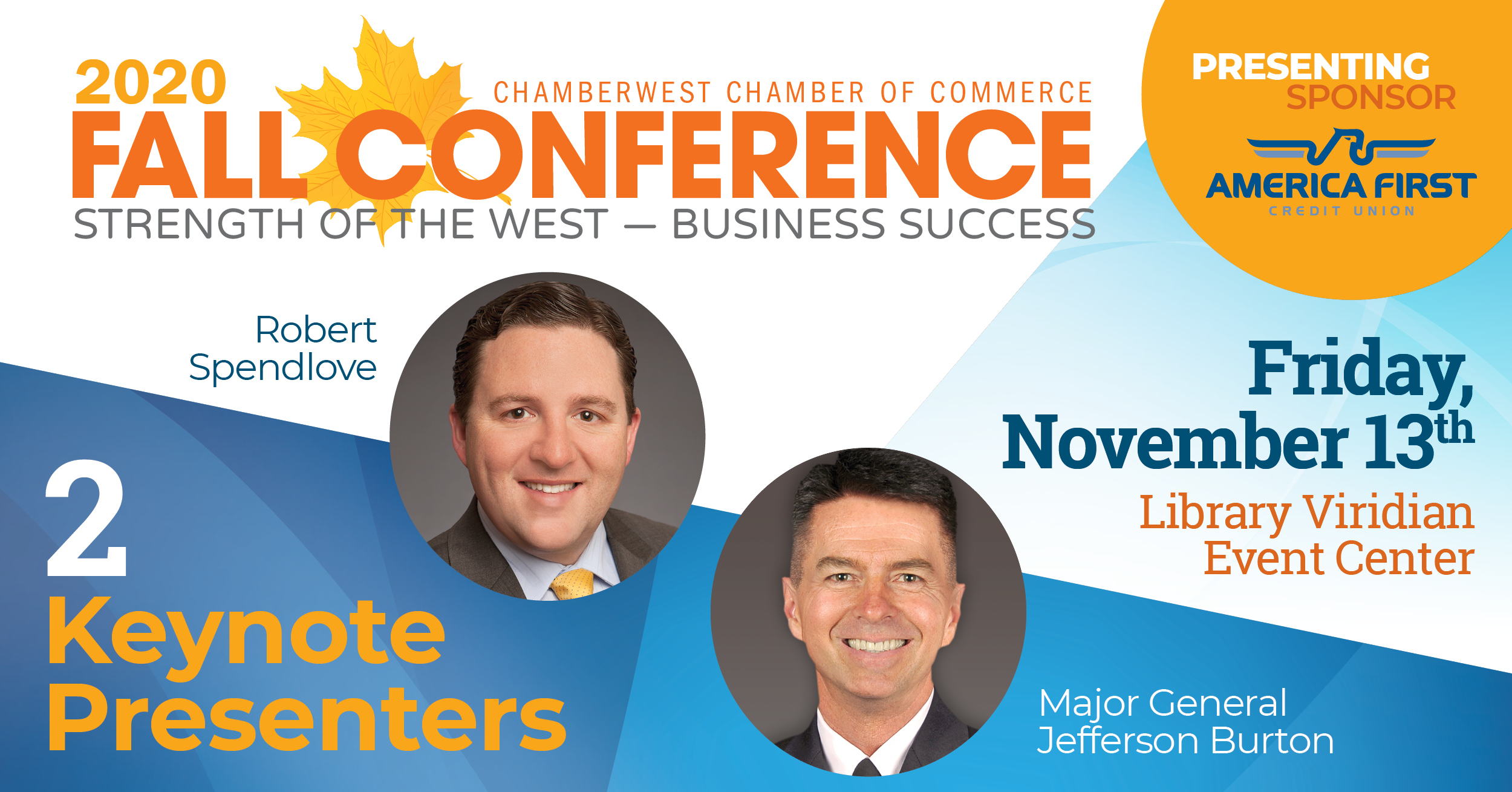 Register to attend the Fall Business Conference