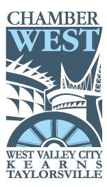 Chamber West Utah Logo