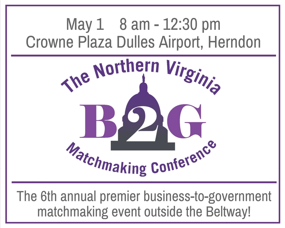 B2G Matchmaking Conference