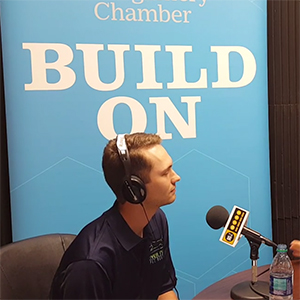 Starting a Small Business 101, Brandon Stoudenmier
