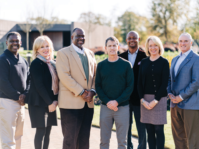 2020 Montgomery Area Chamber of Commerce Executive Committee