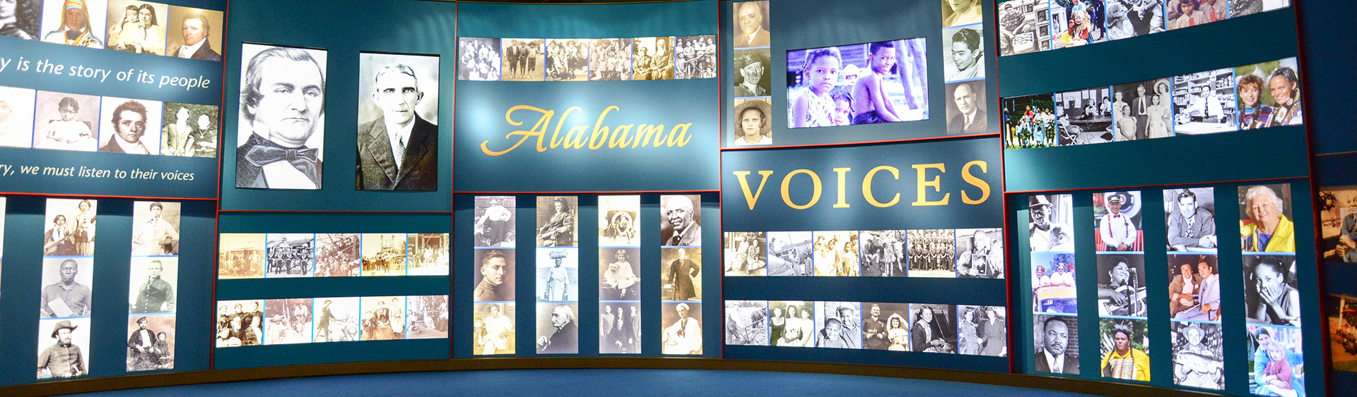 Alabama Voices, Picture from Roger Paige, Montgomery Alabama, Diversity & Inclusion, Montgomery Area Chamber of Commerce, Montgomery Chamber, MGMChamber