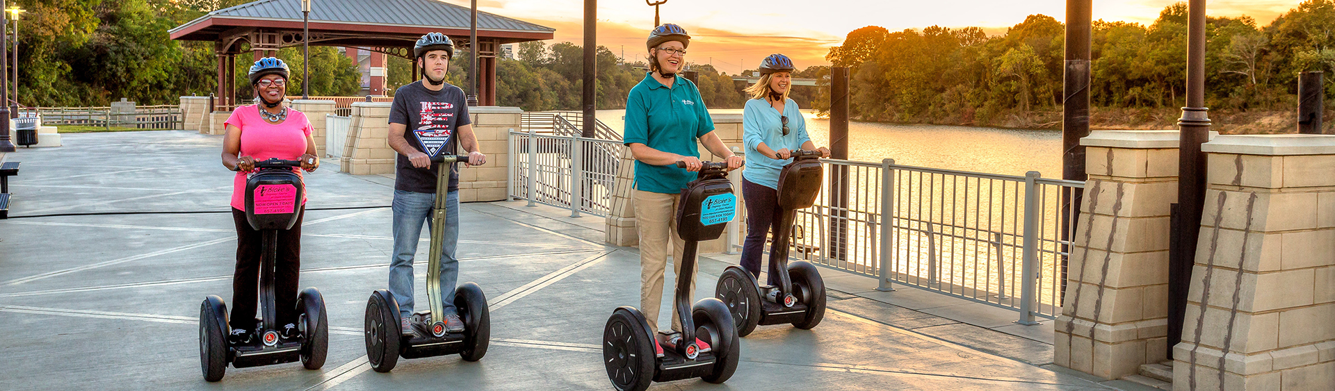 Blake's Segway Tours, Downtown Montgomery, Montgomery Area Chamber of Commerce, Montgomery Chamber, MGMChamber