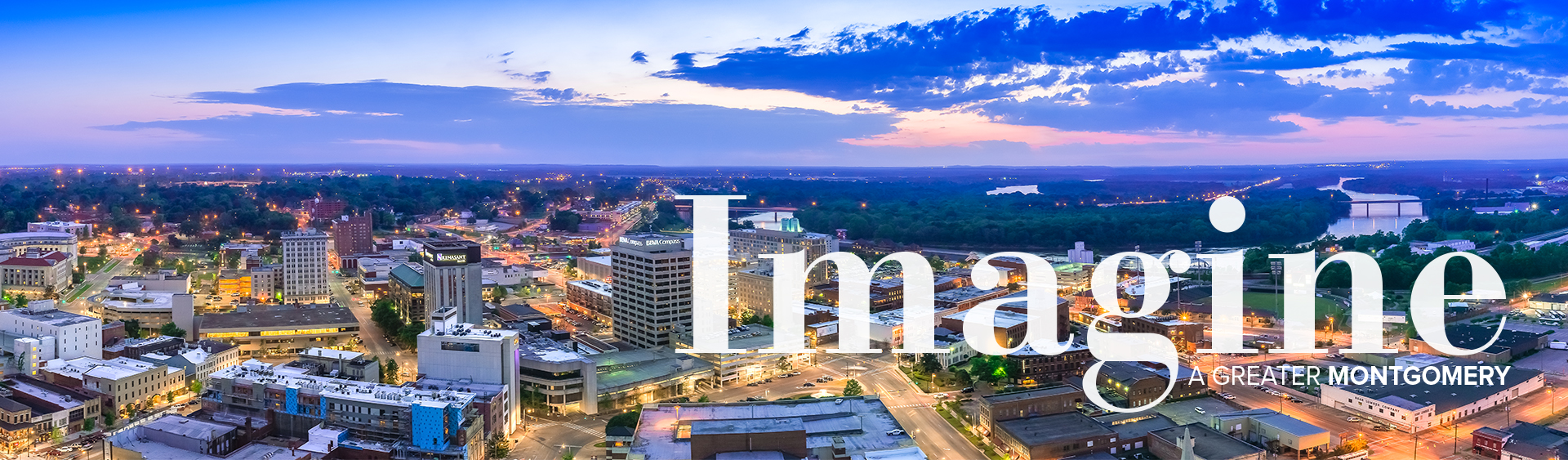 Eric Salas, Montgomery Skyline, Montgomery Area Chamber of Commerce,Montgomery Chamber, MGMChamber, Downtown Montgomery, Montgomery Alabama, Imagine A Greater Montgomery