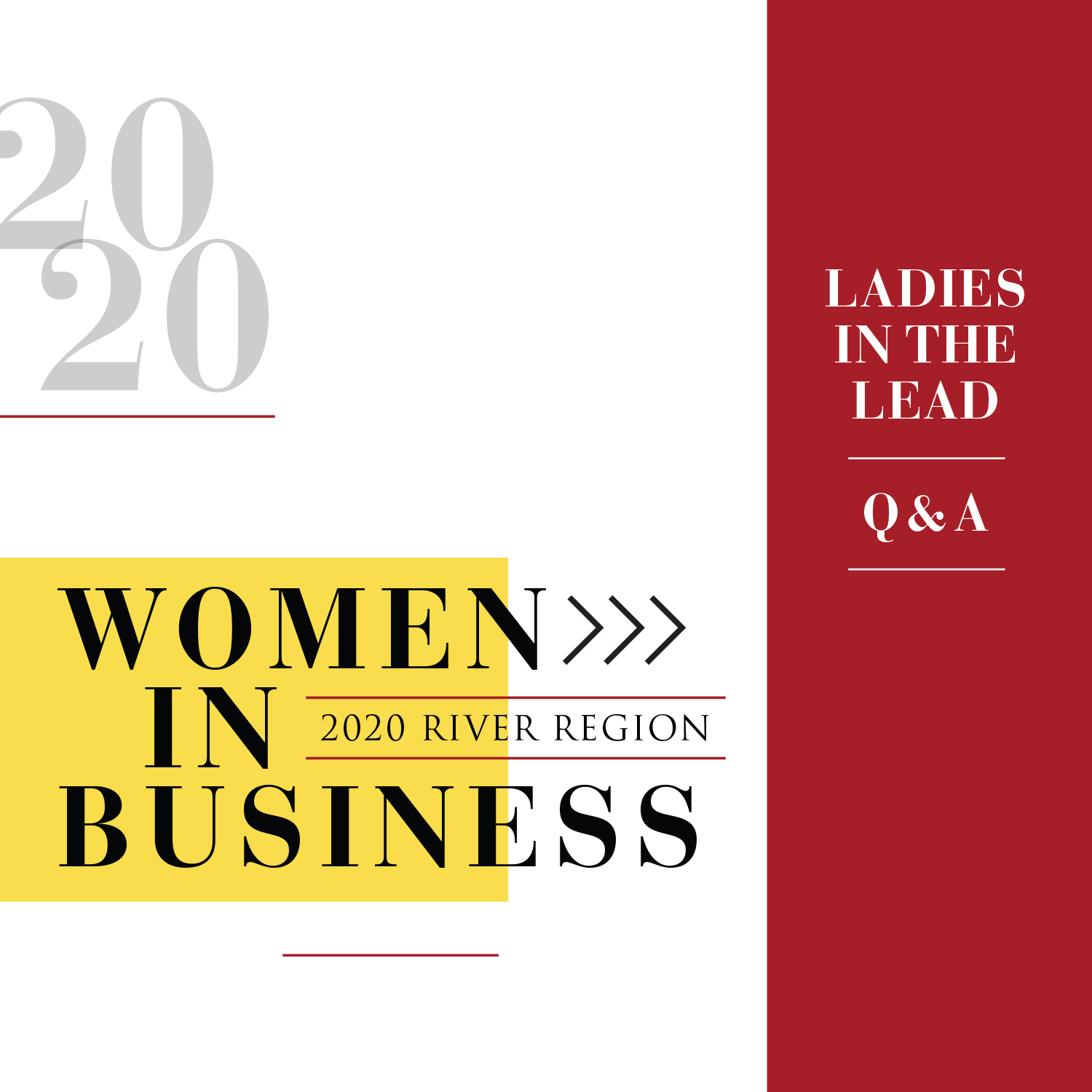 November 2020 MBJ, Montgomery Business Journal, MBJ, Women in Business, River Region, City of Montgomery, Montgomery County, MGM, Ladies in the Lead