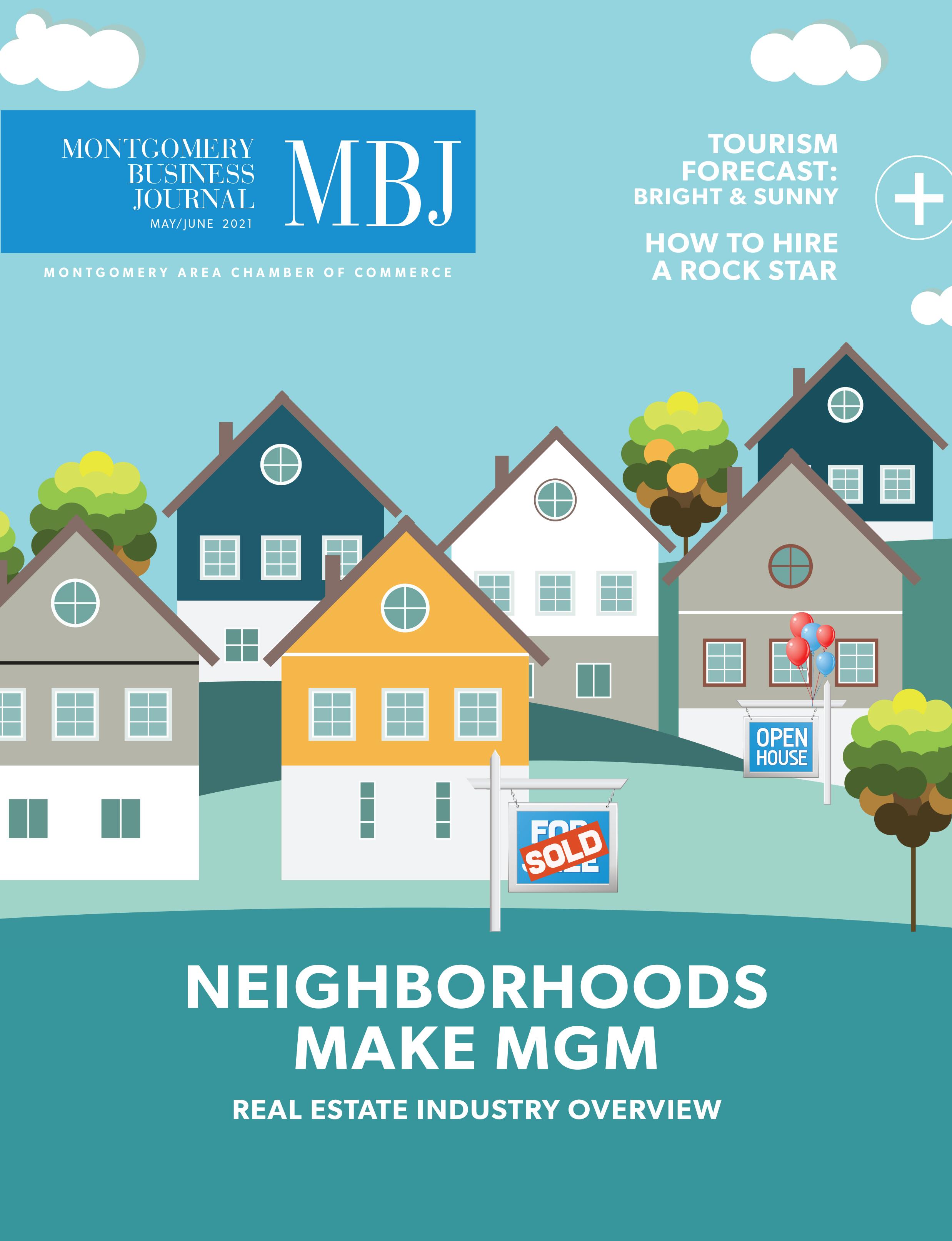 May 2021 MBJ, Montgomery Business Journal, MBJ, Montgomery Chamber, Montgomery Area Chamber of Commerce, MGMChamber