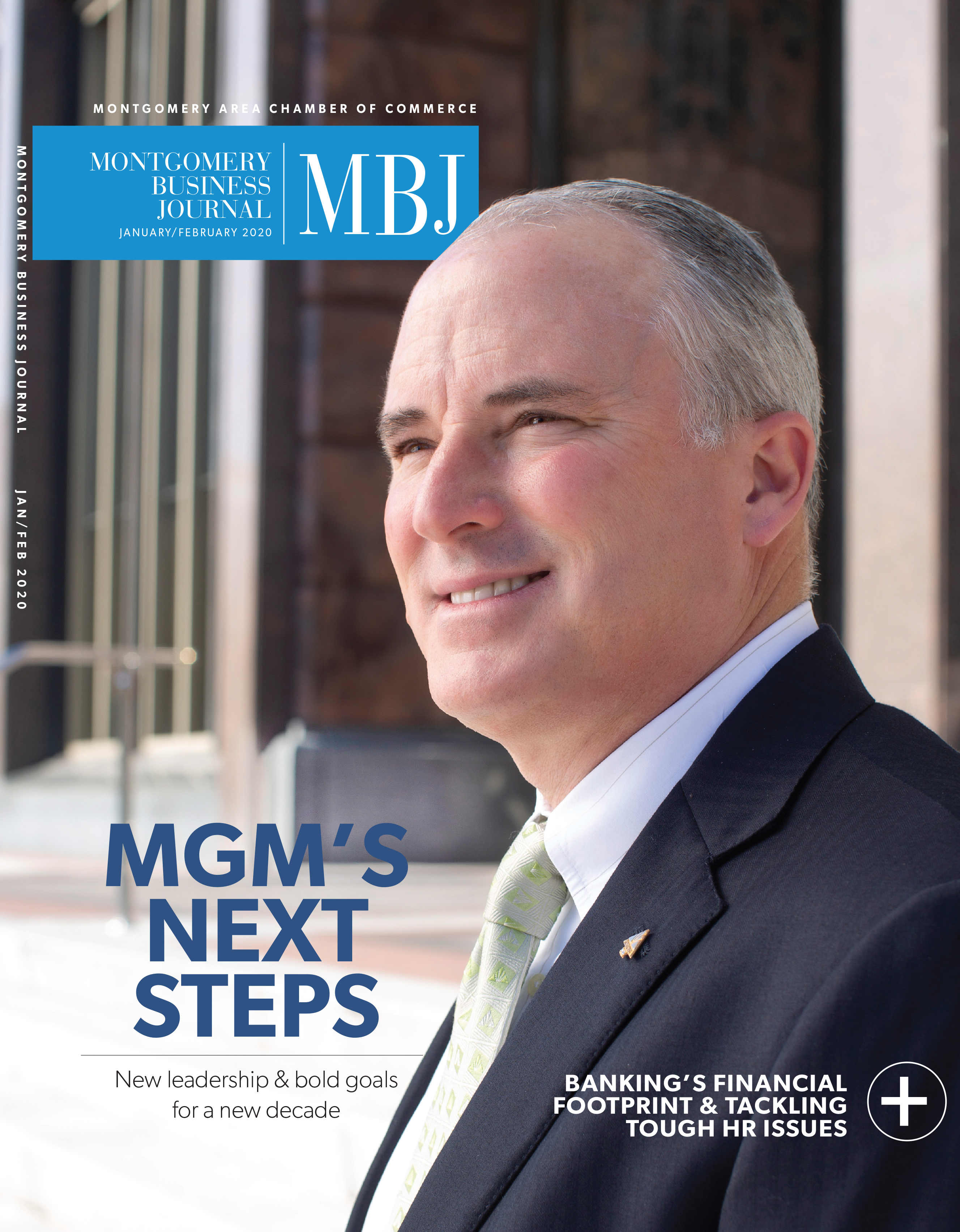 January 2020 MBJ, Montgomery Business Journal, Montgomery Chamber, MGMChamber, Montgomery Area Chamber of Commerce