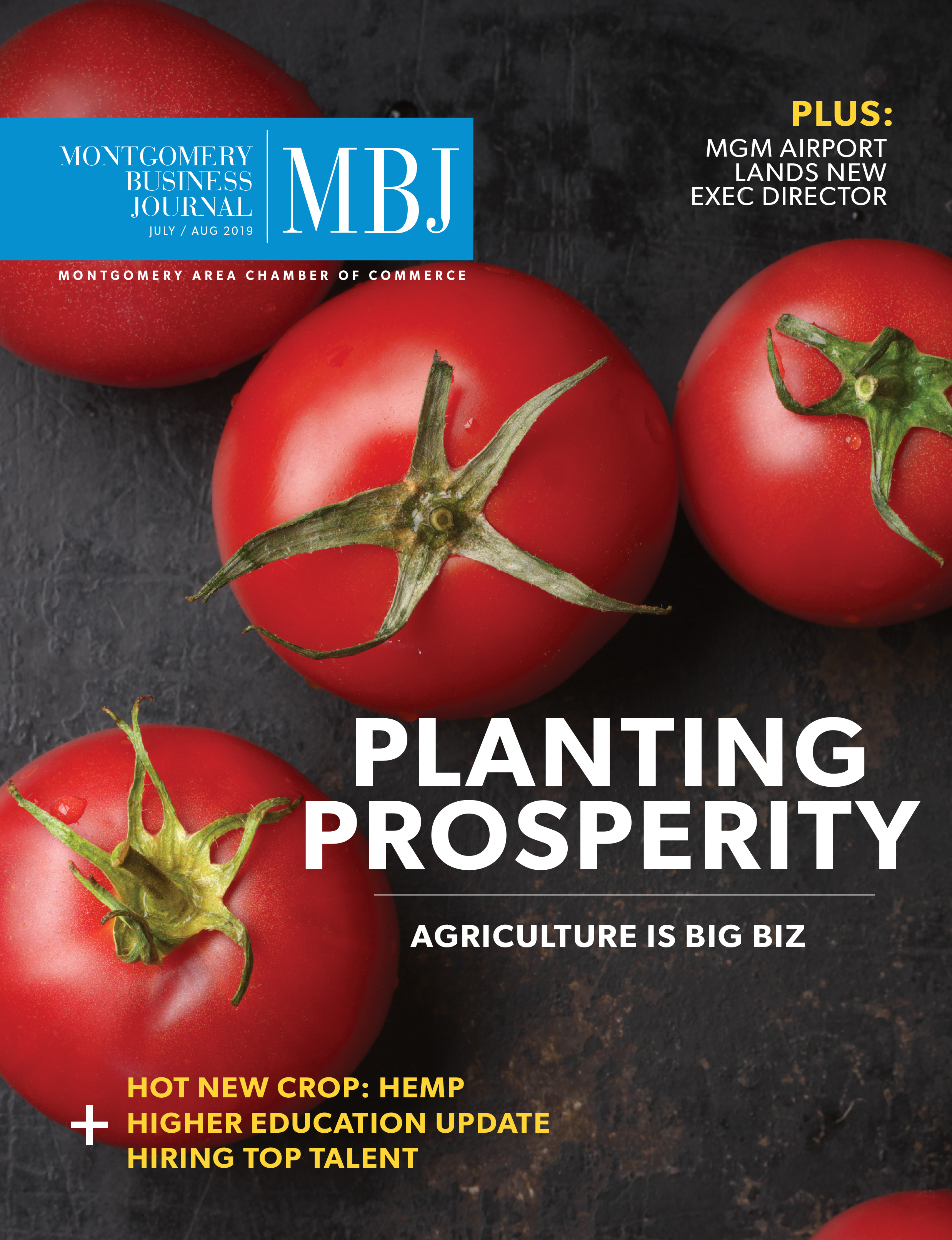 Montgomery Business Journal, July 2019, MBJ, Montgomery Chamber, Montgomery Chamber of Commerce