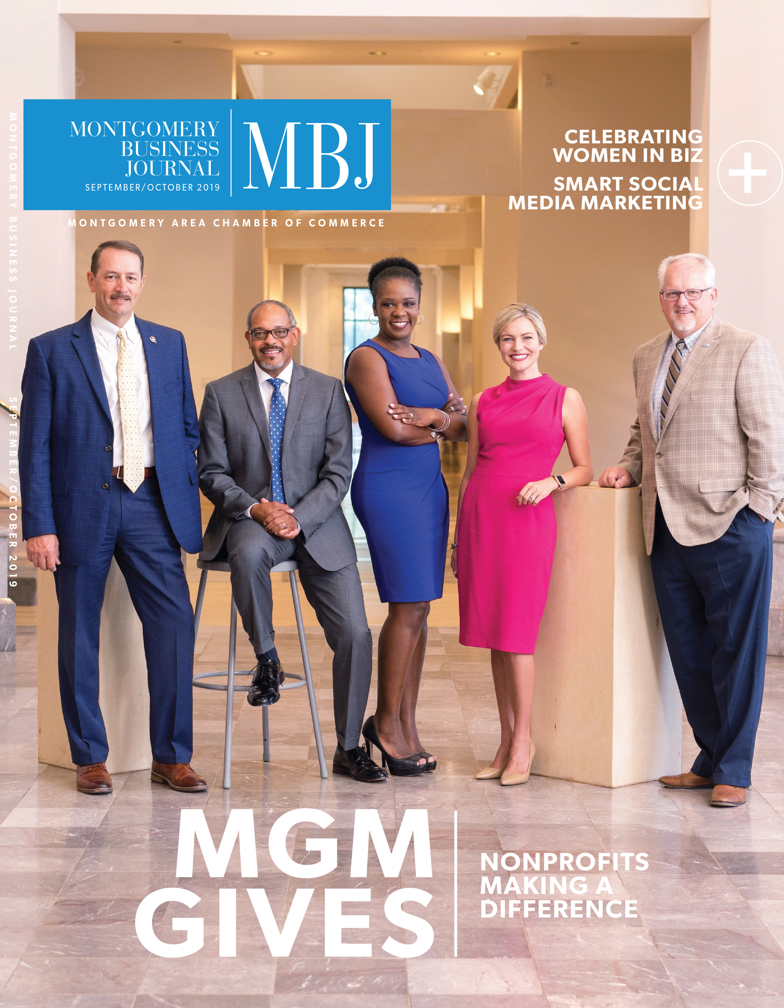 September 2019 MBJ, Montgomery Business Journal, MGMChamber, Montgomery Chamber, Montgomery Area Chamber of Commerce