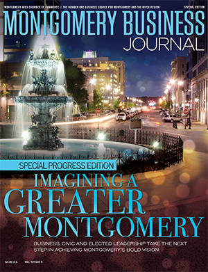 Summer 2013 MBJ, Montgomery Business Journal, Montgomery Chamber, Imagine a Greater Montgomery, Special Progress Edition