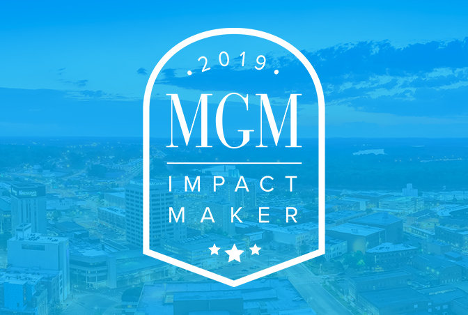 Montgomery Area Chamber of Commerce Announces 2019 MGM Impact Maker Award Recipients