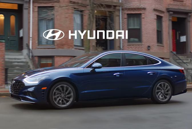 The ALL-NEW 2020 Hyundai Sonata!