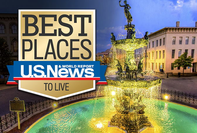 4 Alabama cities listed on '150 Best Places to Live in the U.S. in 2021-2022′