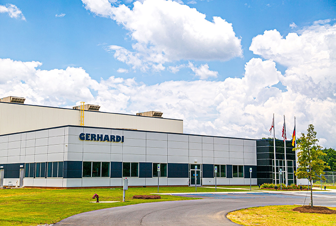German Automotive Supplier Opens First North American Facility in Montgomery