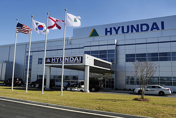 Hyundai Power Transformers USA Expand
