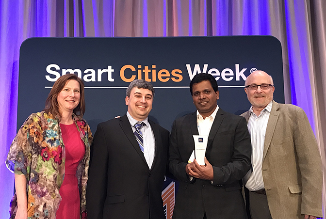 Montgomery Wins International Smart City Challenge