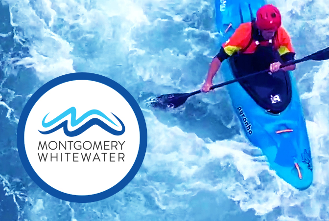 Montgomery Whitewater Officially Breaks Ground - World-Class Outdoor Recreation and Entertainment District Scheduled to Open 2023