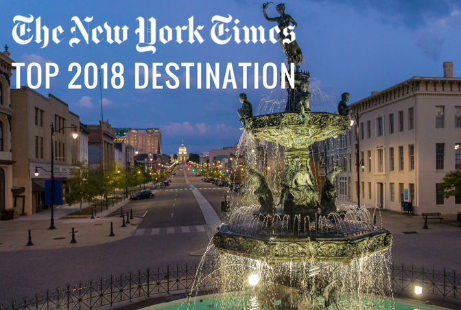 Top 2018 Destinations