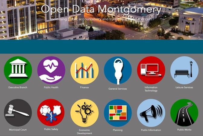 Open Data Montgomery 2.0