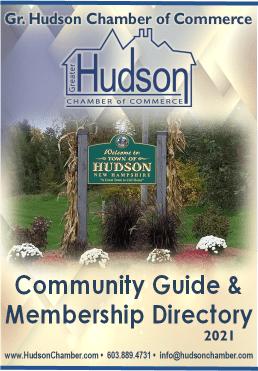 2021 Community Guide & Member Directory
