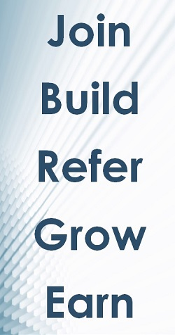 Join Build Refer Grow Earn