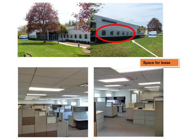 RHM Office Space for Lease Hudson NH