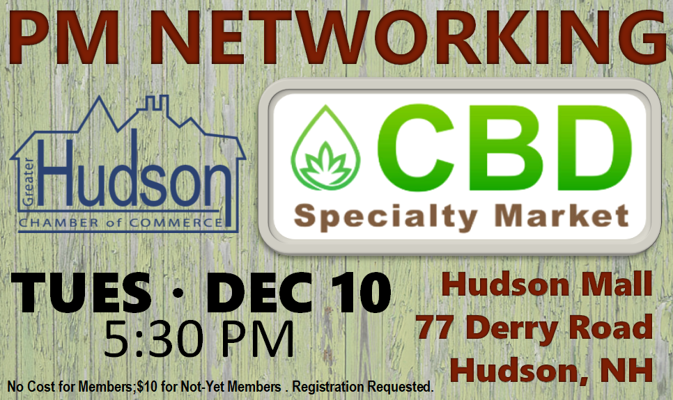 PM Networking CBD Specialty Market
