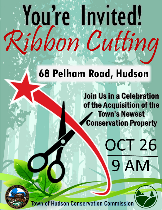 Conservation Ribbon Cutting