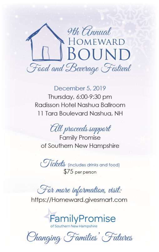 Homeward Bound Food and Beverage Festival 2019
