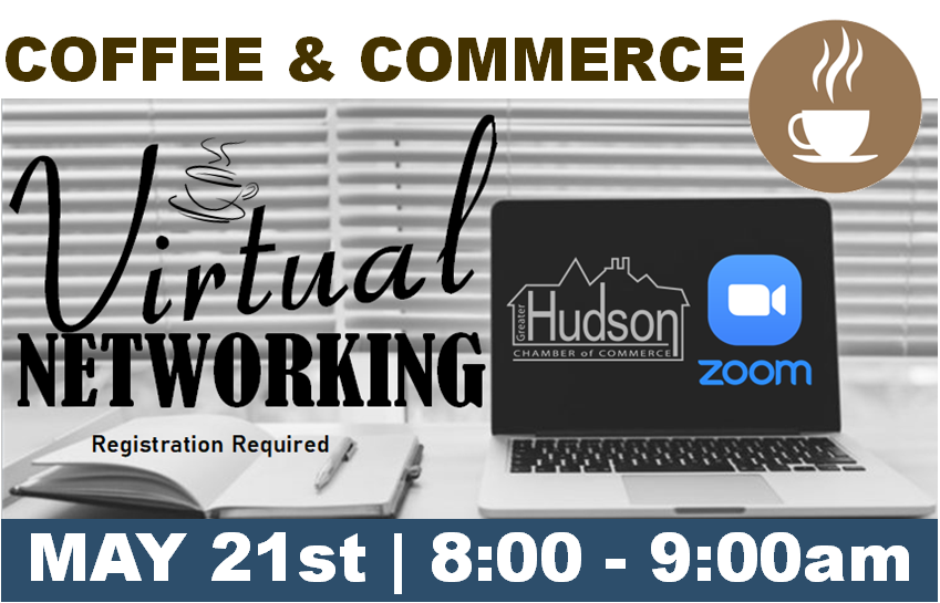 coffee & commerce virtual networking