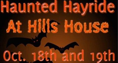 alvirne class act haunted hayride