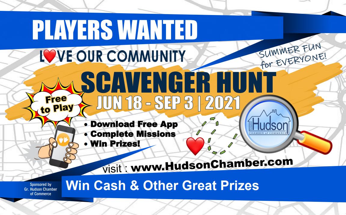 Love Our Community Scavenger Hunt