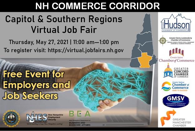Virtual Job Fair NH
