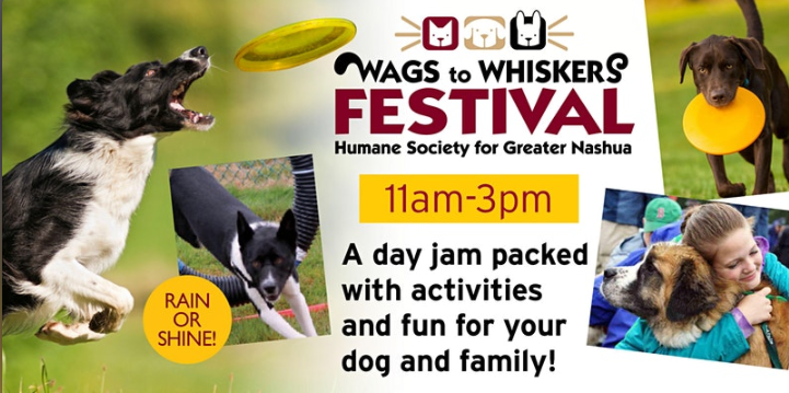 Humane Society of Gr. Nashua Wags to Whiskers Festival