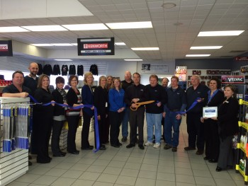 Wallwork Truck Center Ribbon Cutting April 2014.jpg