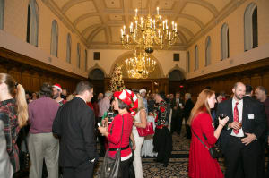 Chamber and FLOW Holiday Party 2017