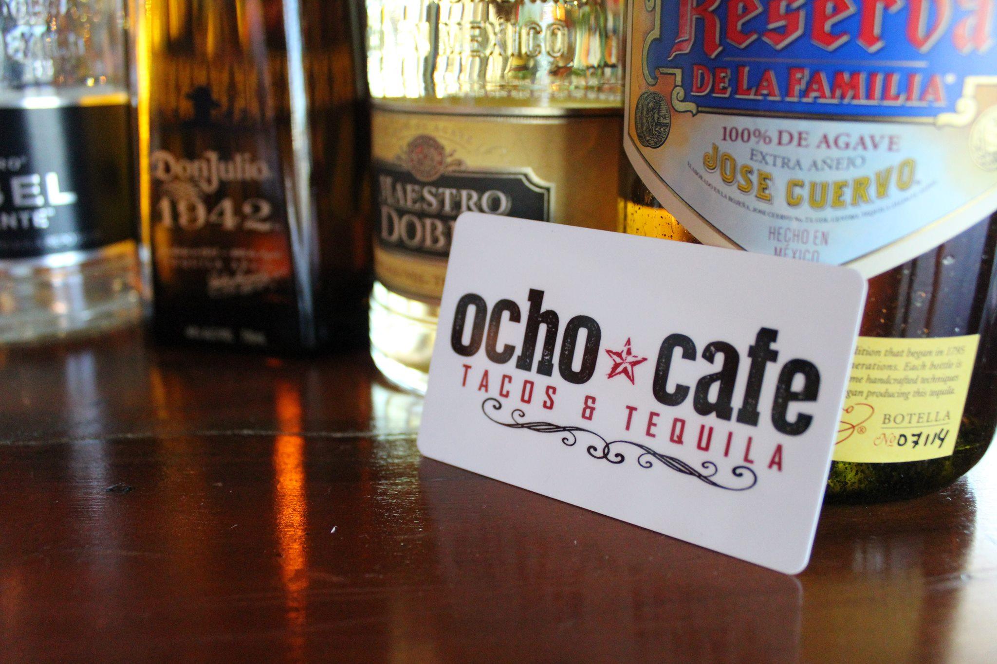 Ocho Cafe